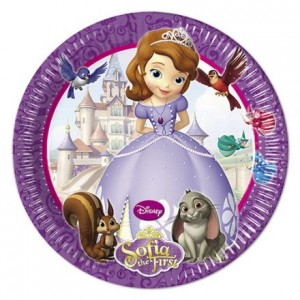 Πιάτα  Sofia The First