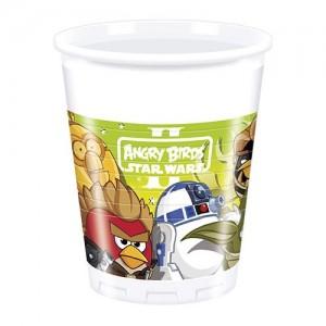 Angry Birds Star Wars  Ποτήρια