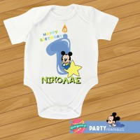 Φορμάκι/tshirt Little mickey