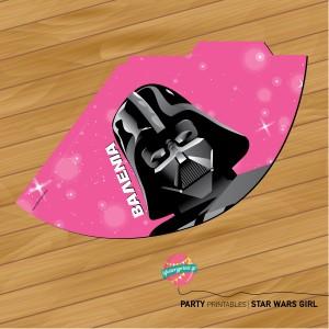 Star Wars Girl Καπελάκι