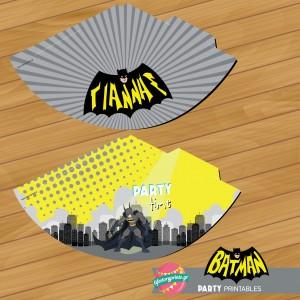 Kαπελάκια Batman