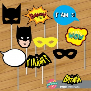 Props Batman