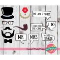 Photo Booth γάμου custom