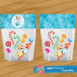 Bag topper Frozen