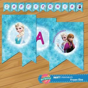 Banner Disney Frozen