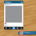Photobooth frame Instagram