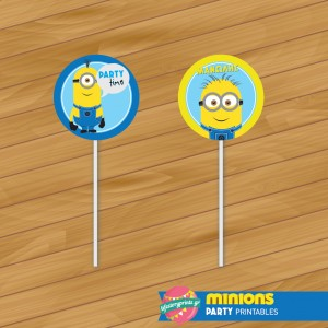 Toppers Minion