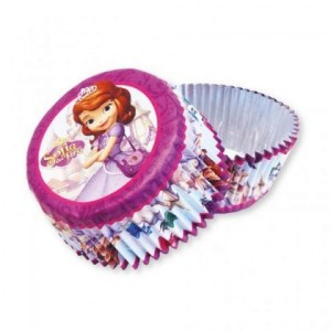 Θήκες Cupcake Sofia the first