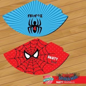 Kαπελάκια Spiderman