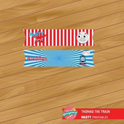 Μίνι σημαιάκια flags Thomas the train
