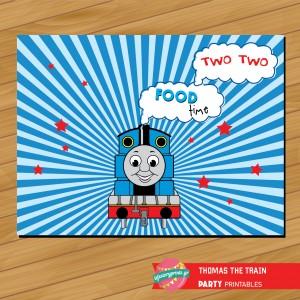 Σουπλά Thomas the train