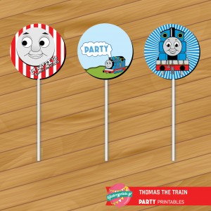 Toppers Thomas the train