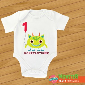Monster T- shirt
